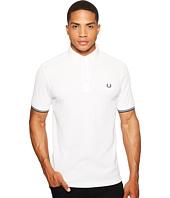 Fred Perry - Woven Collar Pique Shirt