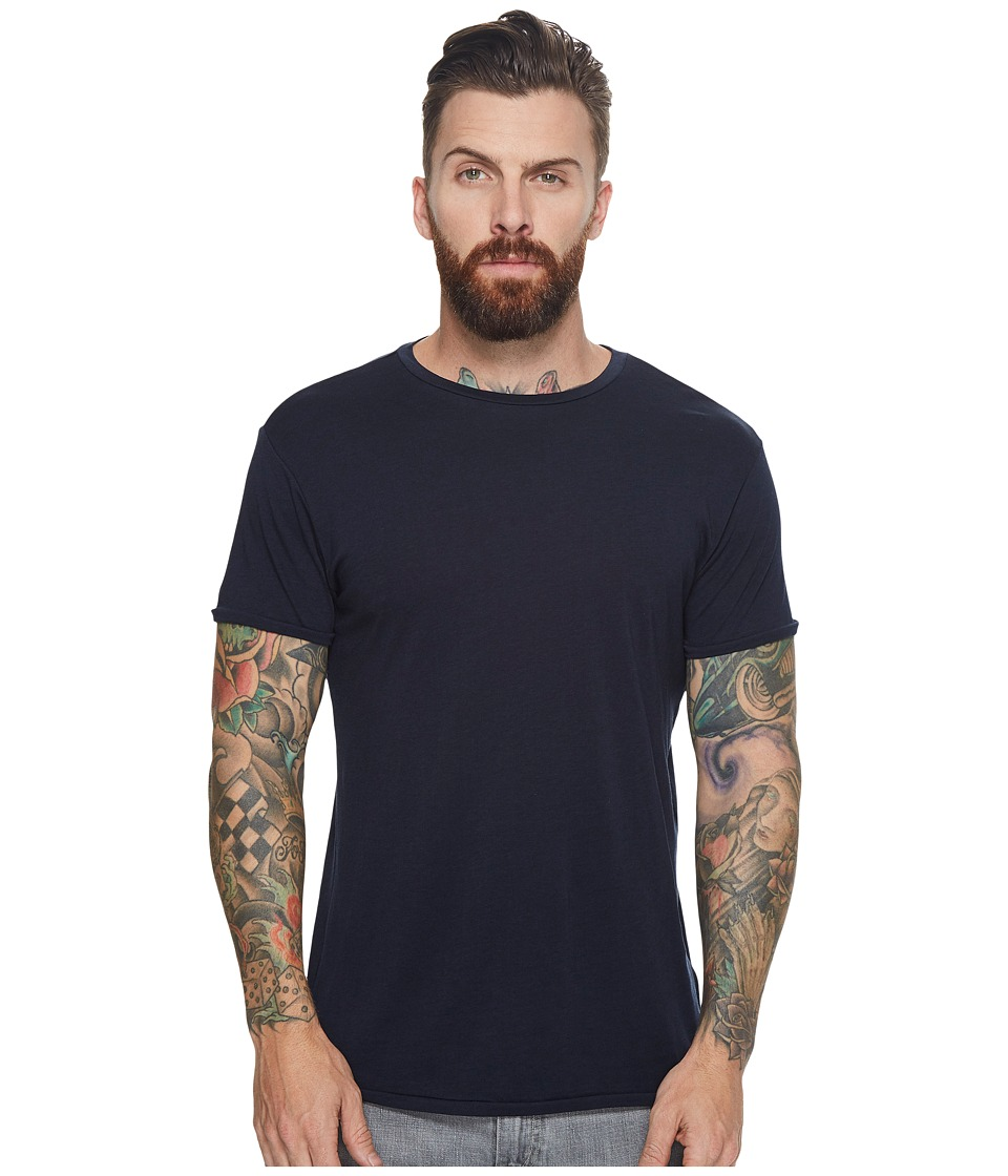 Scotch & Soda - Chic Tee in Cotton/Tencel Quality with Clean Outlook