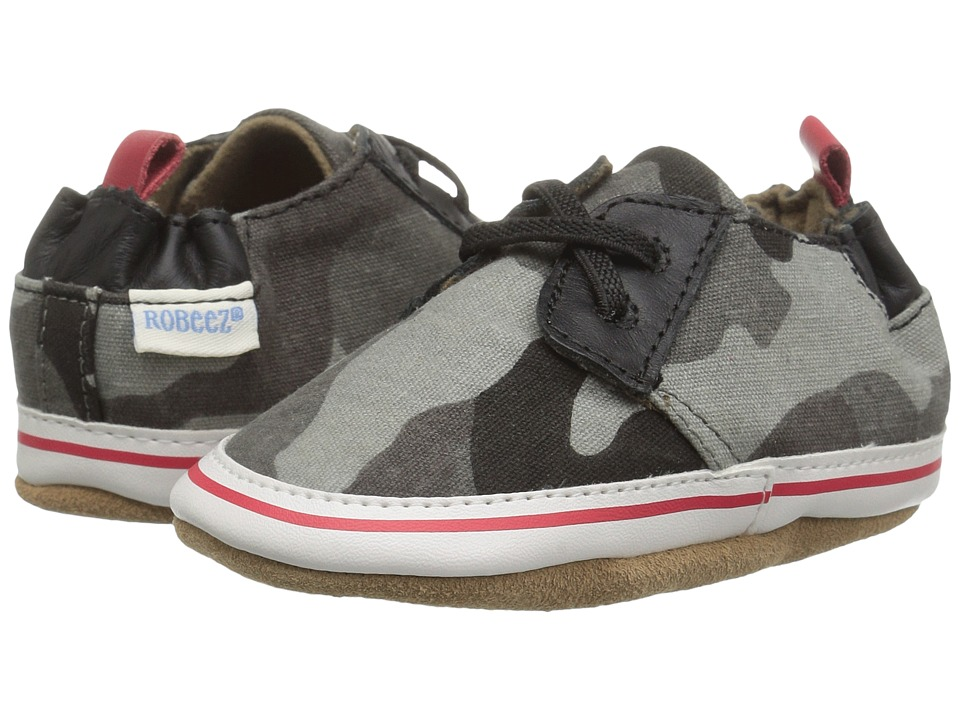 Robeez - Cool Casual Camo Soft Sole