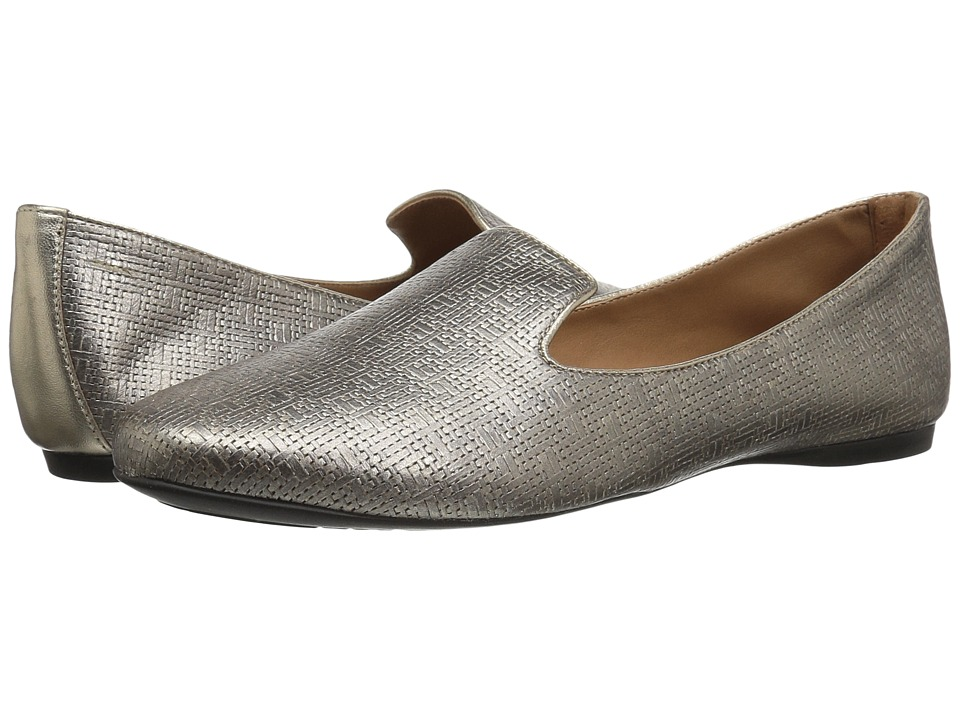 French Sole Gaga (Old Silver Printed Calf) Women