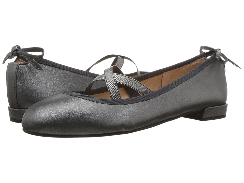 French Sole Isabella (Dark Pewter Metallic) Women