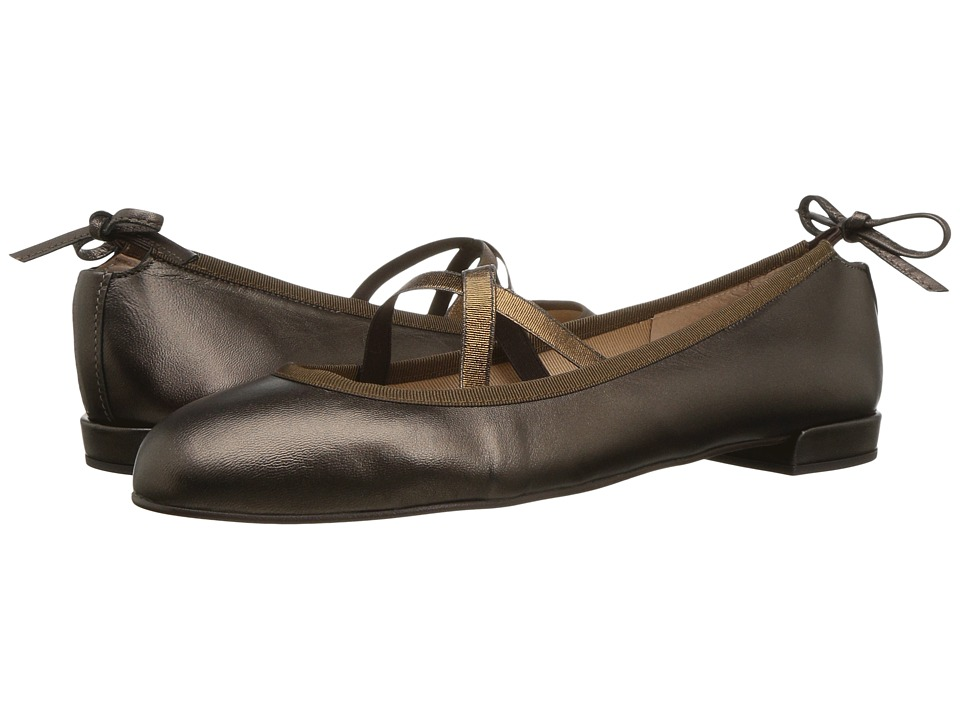 French Sole Isabella (Bronze Metallic) Women