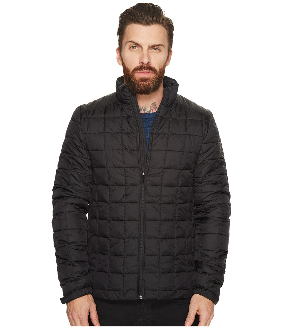 Scotch & Soda - Classic Padded Jacket in Nylon Quality with Square Quilting