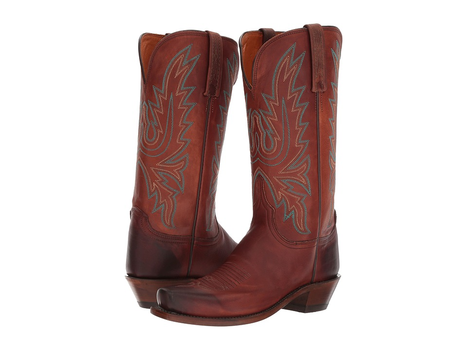 Lucchese KD4503.74 (Chocolate) Women