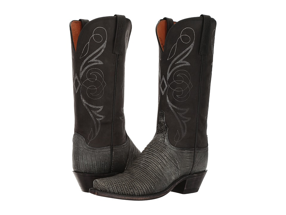 Lucchese KD4002.54 (Charcoal/Black) Women's Boots