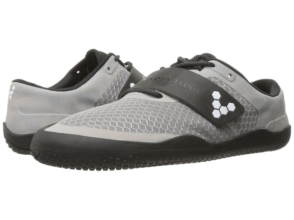 Vivobarefoot - Motus (Grey/Black Mesh) Mens Cross Training Shoes