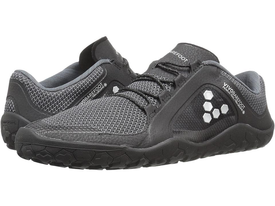 Vivobarefoot - Primus Trail (Black/Charcoal Mesh) Mens Shoes