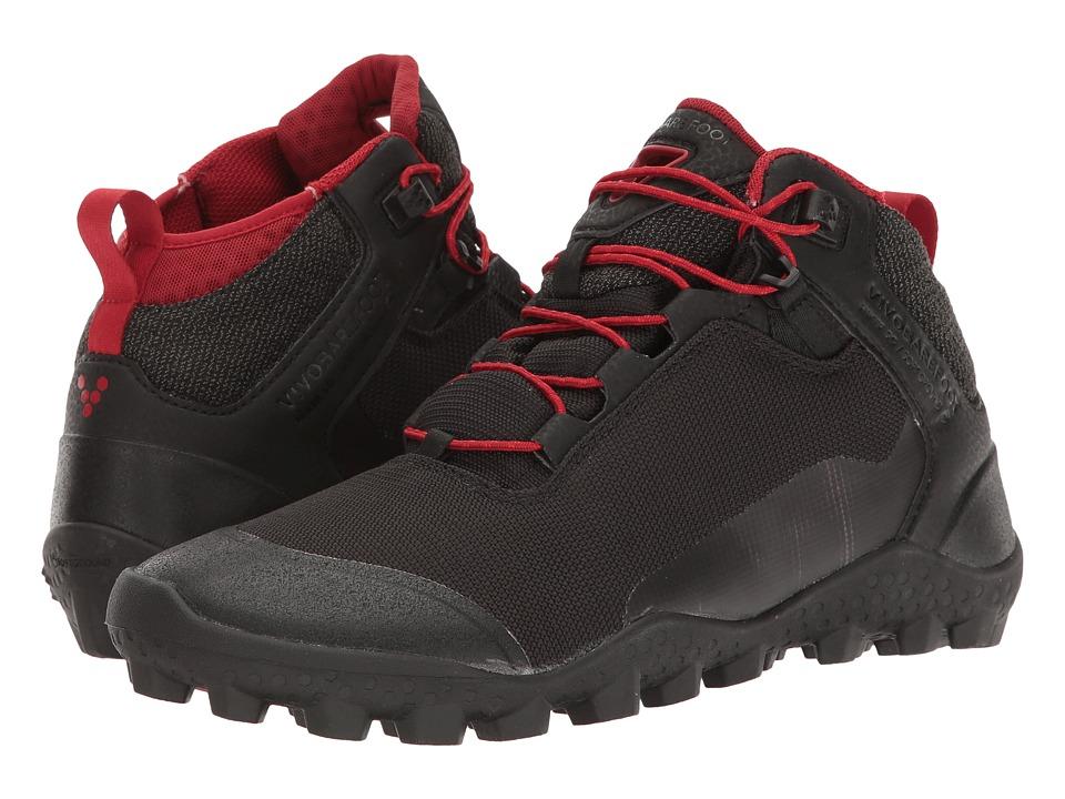 Vivobarefoot Hiker Soft Ground (Black Mesh) Men