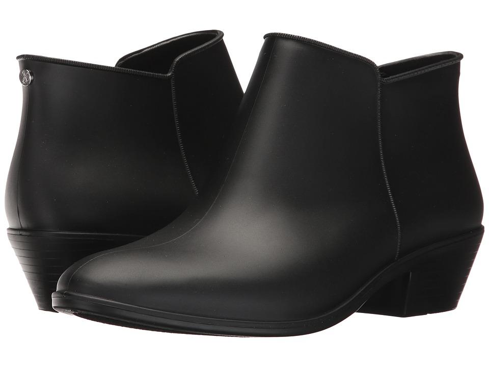 Sam Edelman - Petty Rain (Black PVC Matte) Womens Shoes