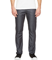 Perry Ellis - Slim Lightweight Denim Pants in Dark Grey