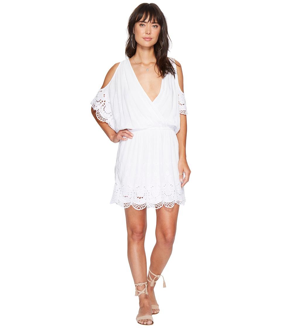 Young Fabulous & Broke Colette Dress (White) Women
