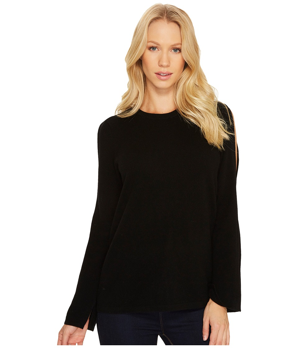 Joie Amalyn Wool Sweater (Caviar) Women