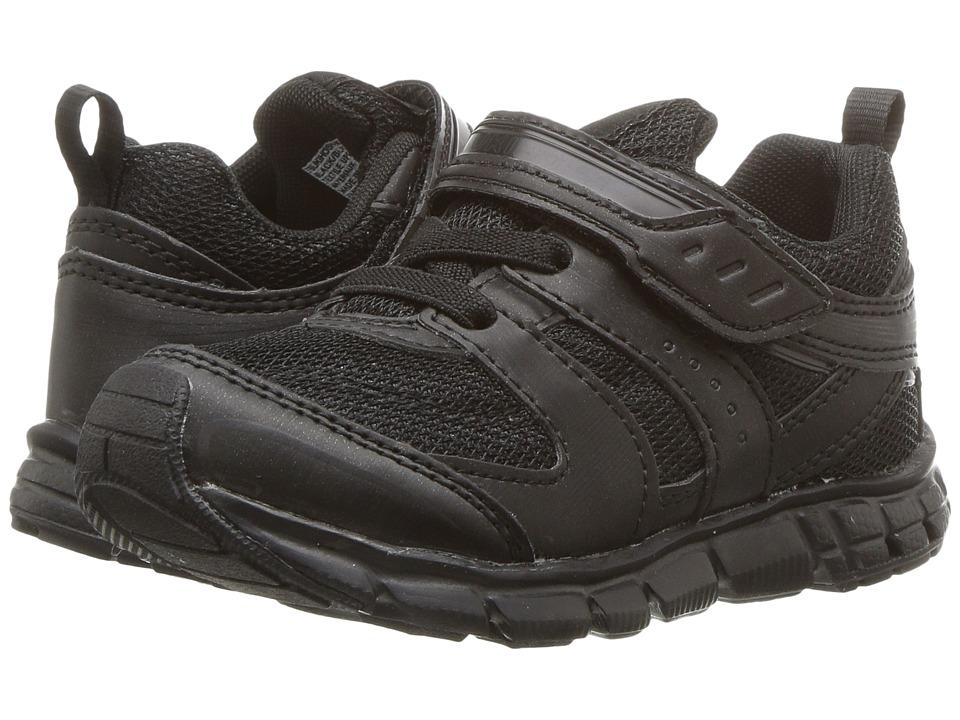 Tsukihoshi Kids Velocity (Toddler/Little Kid) (Black/Black) Kids Shoes