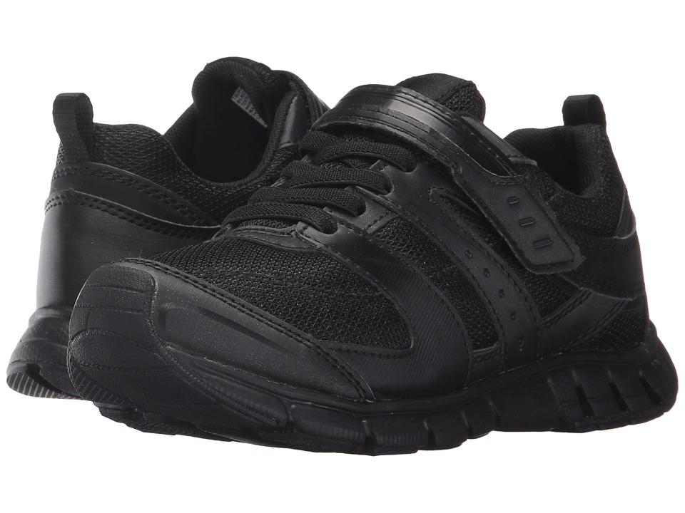 Tsukihoshi Kids Velocity (Little Kid/Big Kid) (Black/Black) Kids Shoes