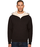 Vince - Sherpa 1/2 Zip Pullover Hoodie