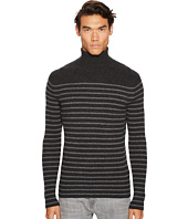 Vince - Bretton Stripe Turtleneck