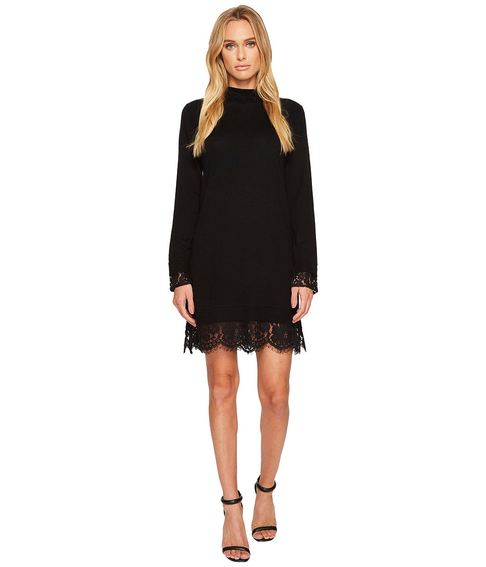 Joie Fredrika B Dress (Caviar/Caviar) Women