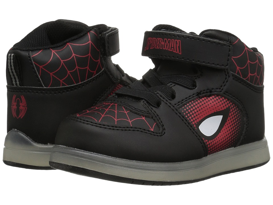 Favorite Characters - Spiderman High Top
