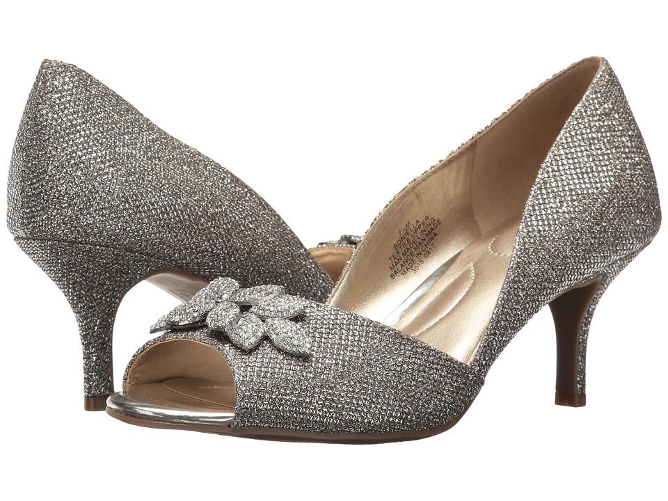 Bandolino Niella (Gold Glamour Material) Women