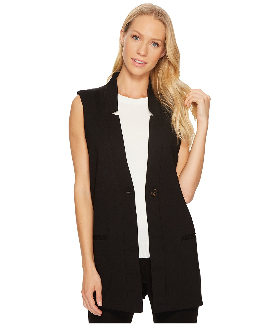 B Collection by Bobeau - Sofia Knit Sleeveless Jacket