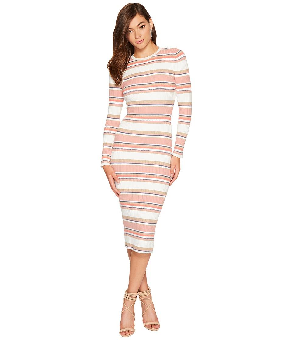 The Jetset Diaries Levi Midi Dress (Stripe) Women