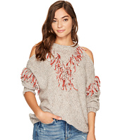 The Jetset Diaries - Sherwood Shoulder Sweater