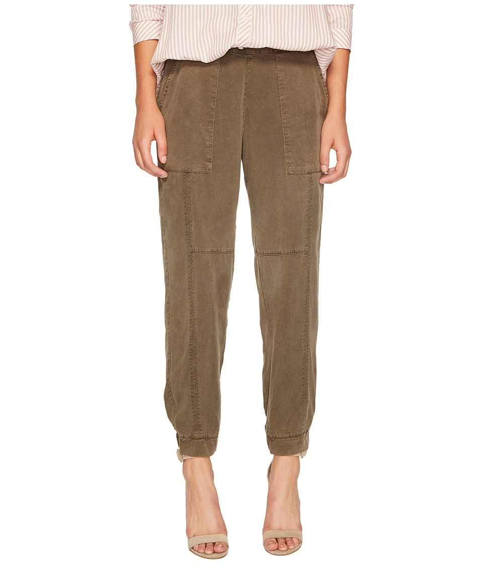 1.STATE - Flat Front Patch Pocket Jogger