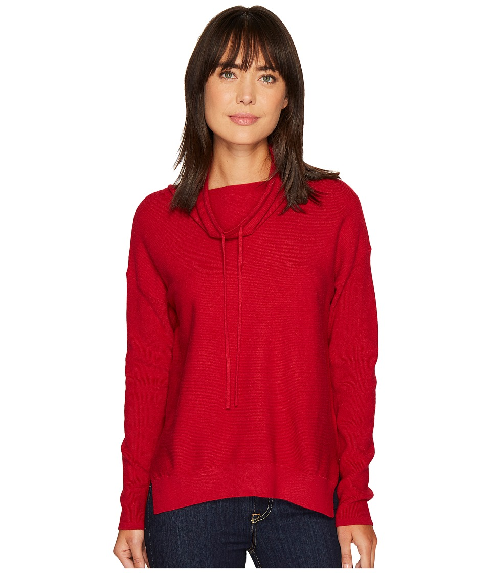 B Collection by Bobeau - Fitzgerald Funnel Neck Sweater