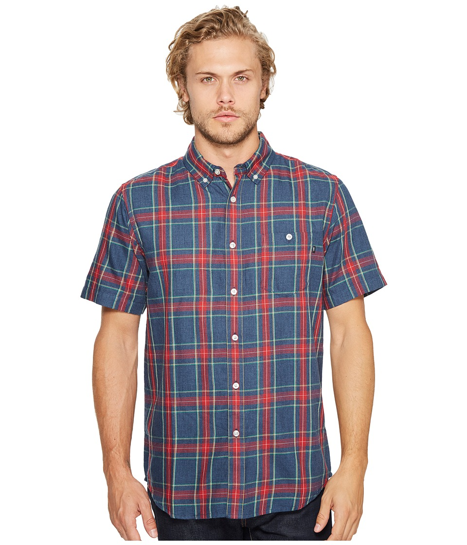 Obey Obey - Pine Woven Short Sleeve Woven Shirt