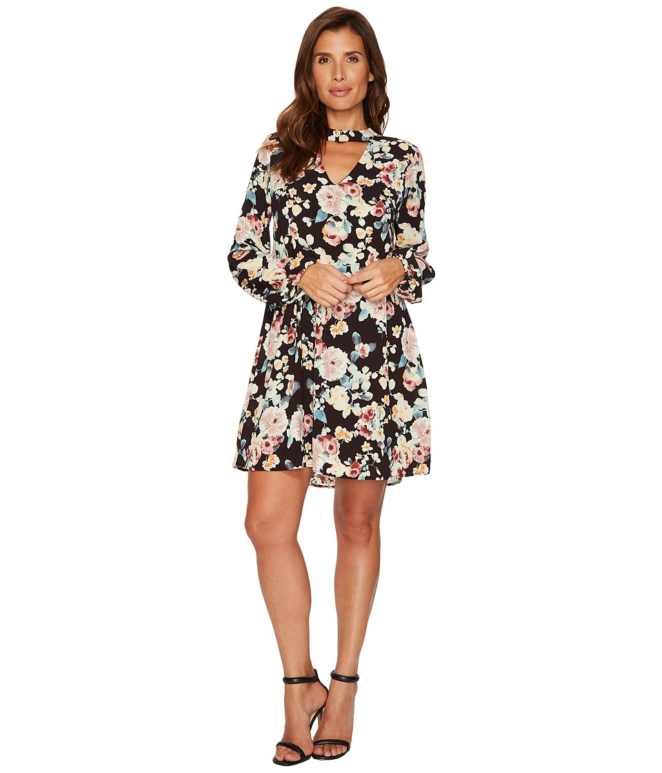 B Collection by Bobeau - Mykla Long Sleeve Dress