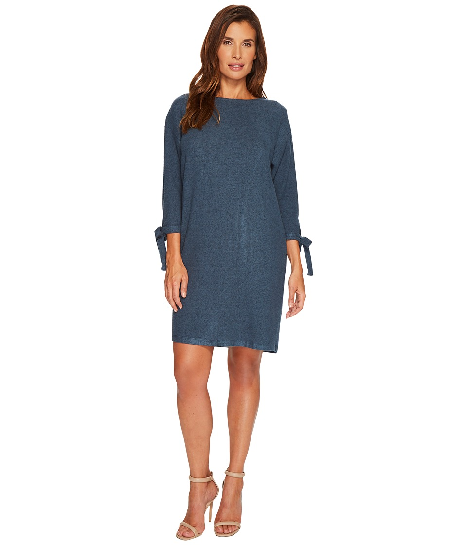 B Collection by Bobeau - Lanna Tie Sleeve Knit Dress