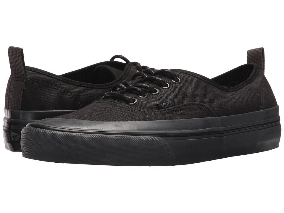 Vans Authentic HF ((Vansguard) Black/Asphalt) Shoes