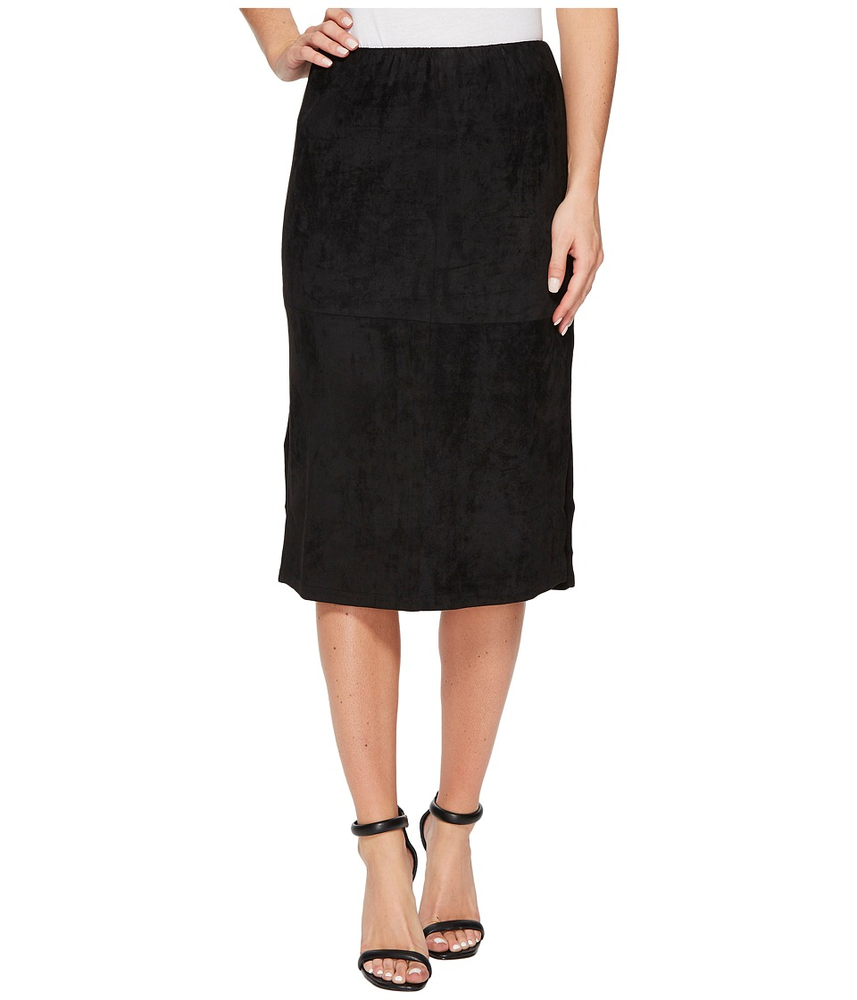 B Collection by Bobeau - Mira Faux Suede Skirt