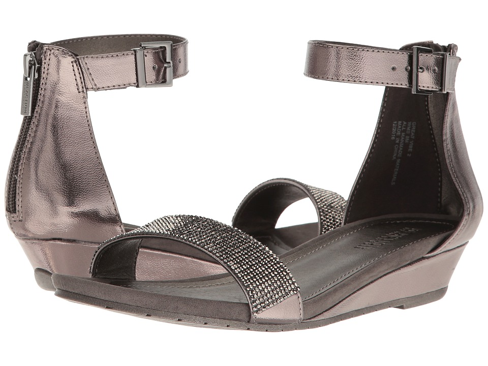 Kenneth Cole Reaction Great Vibe 2 (Pewter) Women
