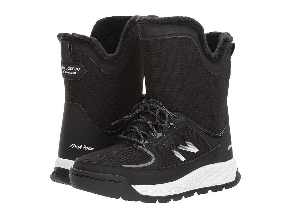 New Balance BW2100v1 (Black/White) Women's  Boots