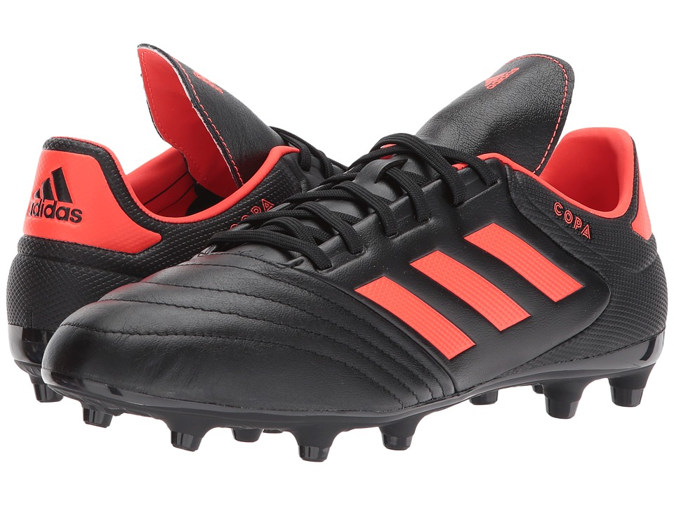 adidas Copa 17.3 FG (Core Black/Solar Red) Men