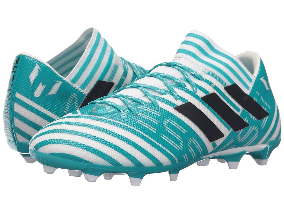 adidas Nemeziz Messi 17.3 FG (Footwear White/Legend Ink F17/Energy Blue S17) Men