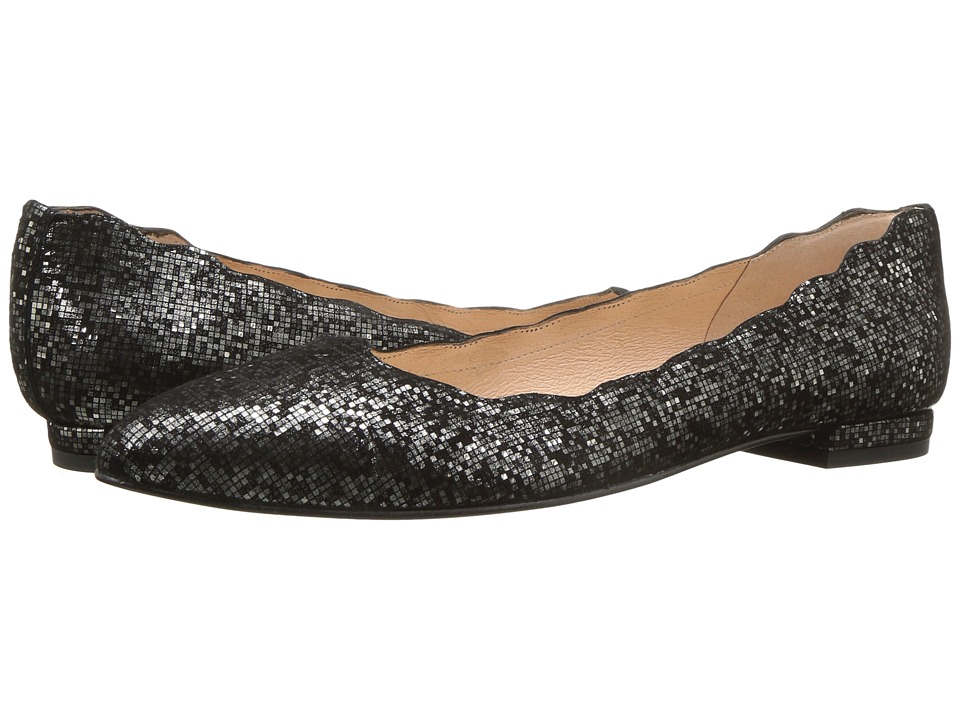 French Sole Tequila (Pewter Chess Metallic Print) Women