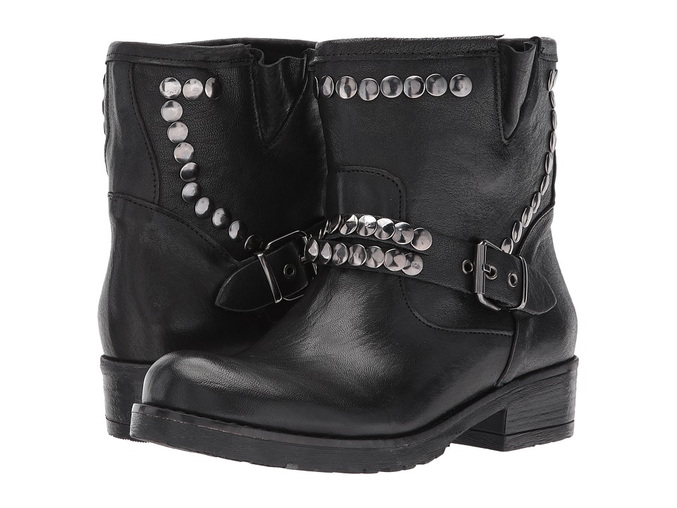 Cordani Prato (Black Leather) Women