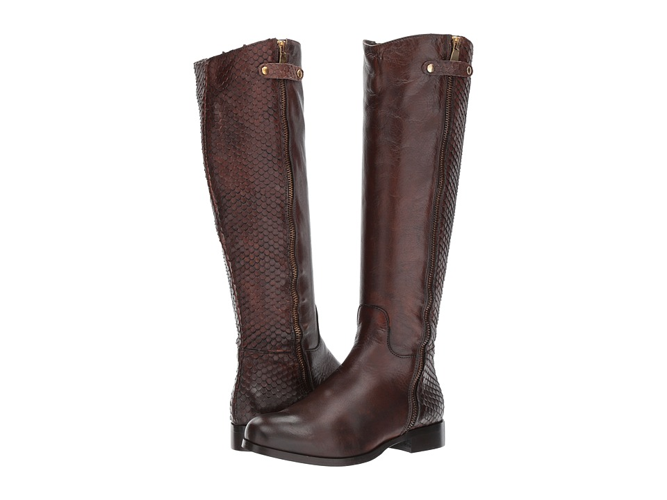 Cordani Blakely (Brown Leather/Python) Women