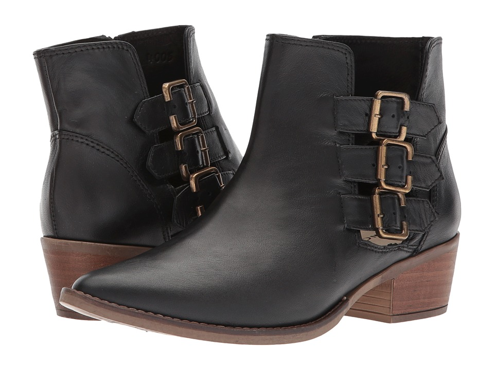 Cordani Senya (Black Leather) Women