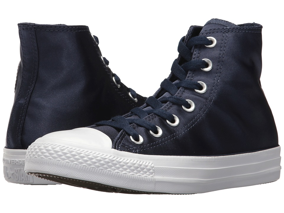 Converse Chuck Taylor All Star Hi (Midnight Navy/Midnight Navy) Women
