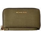 MICHAEL Michael Kors - Jet Set Travel Large Flat MF Phone Case