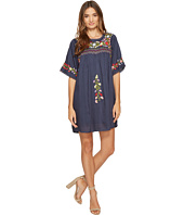 ROMEO & JULIET COUTURE - Embroidered Tunic Dress