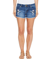 ROMEO & JULIET COUTURE - Bird Embroidered Shorts