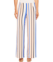 ROMEO & JULIET COUTURE - Multicolor Stripe Wide Pants