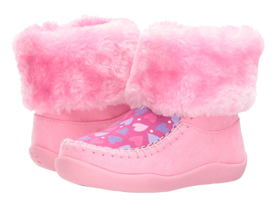 CHOOZE Comfy (Toddler/Little Kid) (Pretend) Girl's Shoes