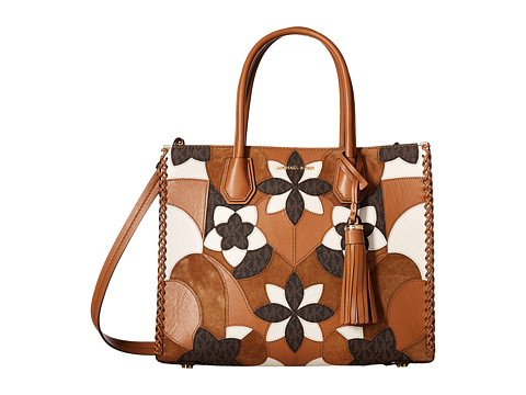 MICHAEL Michael Kors Mercer Large Convertable Tote - Acorn/Brown