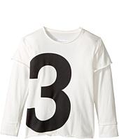 Nununu - Number T-Shirt (Infant/Toddler/Little Kids)