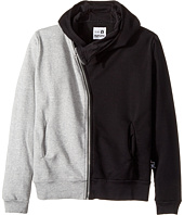 Nununu - 1/2 and 1/2 Zip Hoodie (Little Kids/Big Kids)